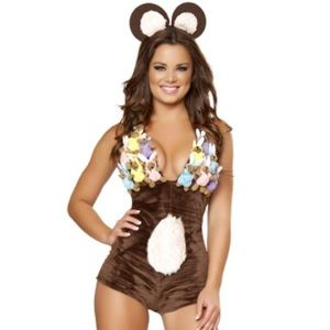 J. Valentine Dare Bear complete outfit